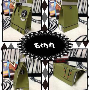 刀剣男士紙袋:石切丸