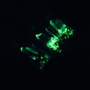 【デコカクノ】 鉱石 DECO-KAKUNO Crystal 万年筆 【ハンドメイド】※国内送料込