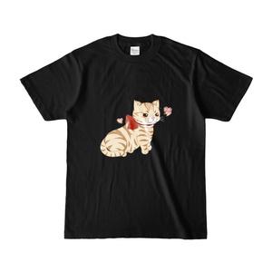 ライトくん黒Tシャツ1
