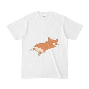 ミルク白Tシャツ1