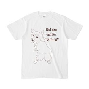 ミルク白Tシャツ2