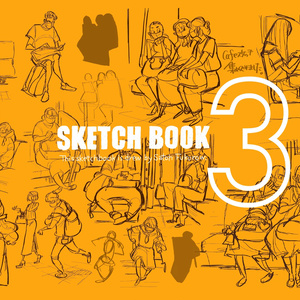 【cafeスケッチ集】SKETCH BOOK 3