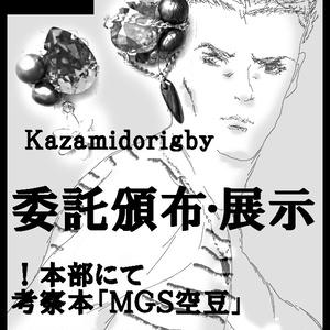 [同人誌]MGS空想豆知識/蛇と山猫に纏わる叙事詩譚
