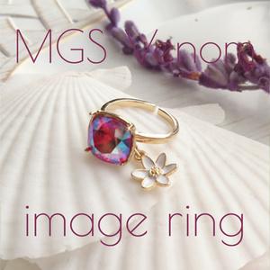 MGSヴェノムver.■オオアマナのリング