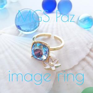 MGSパスver.■オオアマナのリング