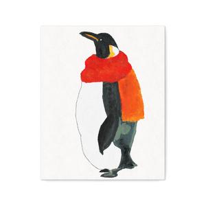 マフラーペンギン