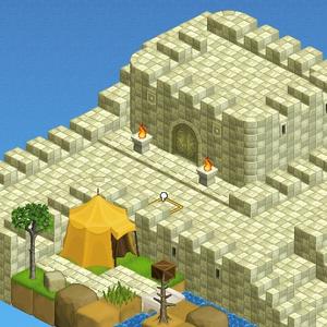 タクティクスタディオン・マップス 要塞