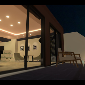 VRChat向けHomeKit 【KMN_Apartment】