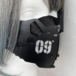 装甲マスクユニットmk9