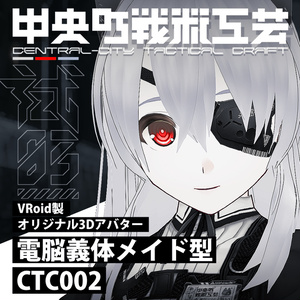 電脳義体メイド型_CTC002 [VR body maidtype_CTC002]