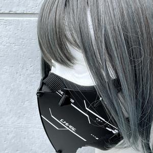 装甲マスクユニットmk4 インフォノイズプリント