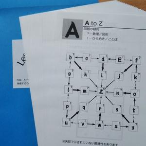 ニチョ謎Lesson AtoZ2017