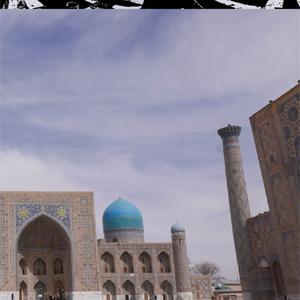 ウズベキスタン→ロシア旅行記