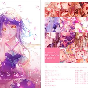 Blossom / UTAUイラスト本(BOOTHパック)