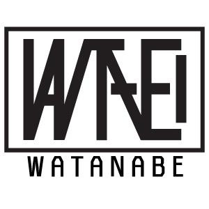 苗字ロゴ:渡辺(WATANABE)