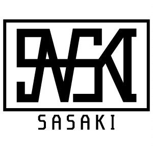 苗字ロゴ:佐々木(SASAKI)