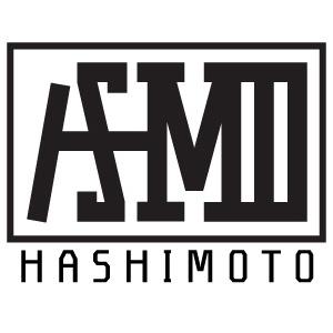 苗字ロゴ:橋本(HASHIMOTO)