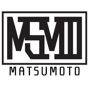苗字ロゴ:松本(MATSUMOTO)