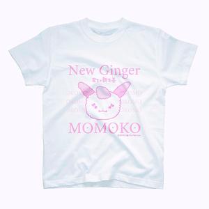 シンショウガ☆モモコTシャツ
