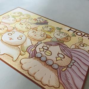 ポストカード【あまびえさんHOPE】