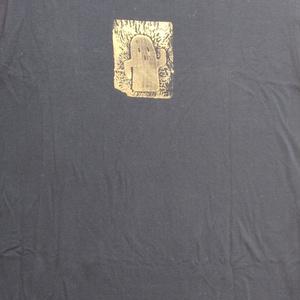 ハニワTシャツ Lサイズ 黒