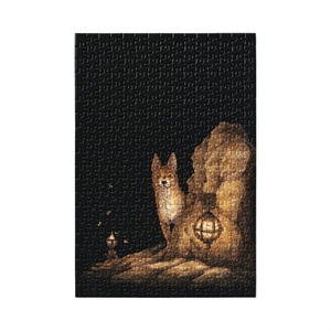 The Light   −パズル / Puzzle 300pieces−