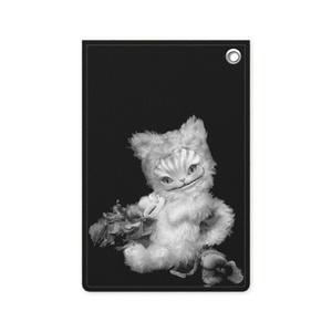 パスケース*花とチェシャ猫