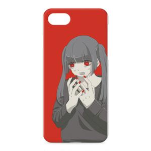 死にたい女の子iPhone7/iPhone8ケース