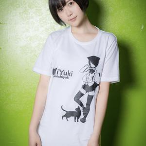 i Yuki Tシャツ(白)