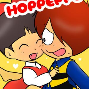 HOPPEPPE(キタネコ)