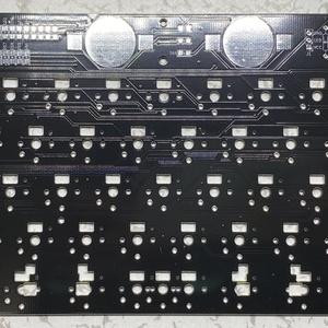 タブレット向け薄型自作キーボード Angel64