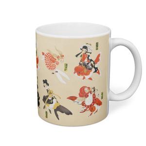 マグカップ[金魚姫集合2]