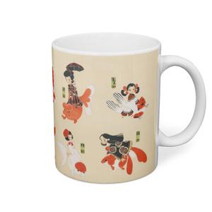 マグカップ[金魚姫集合1]