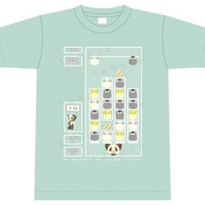 レトロゲーオマージュTシャツ