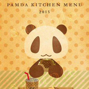 PAMDA KITCHEN MENU 2015