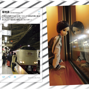 ドールの真と行く!765PRO LIVETHE@TER → UNI-ON@IR!!!!