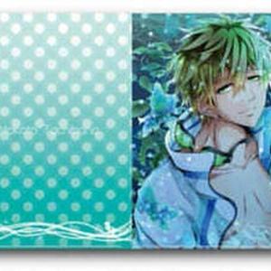 【Free!】クリアファイル&ポストカードセット
