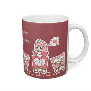 きしゃぽっぽ!エリザベータマグカップ