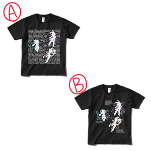 弾幕神Tシャツ
