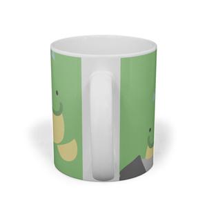 マグカップ【緑茶:8頭身】