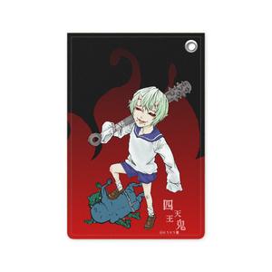 オリジナルパスケース【四天王鬼 -無邪気on邪鬼-】A