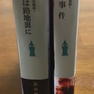 二冊セット(『手向けの花は路地裏に』『蒸気人間事件』)
