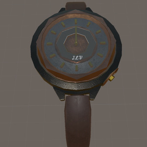 Ploject・J.L.V Watch 03(12分時計)