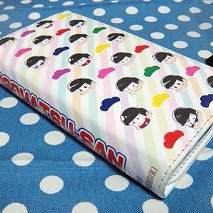【再販】おそ松さん6つ子ブック型マルチスマホカバー
