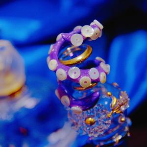 蛸の触手リング