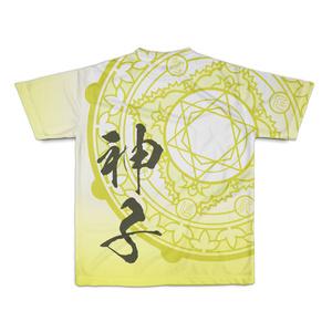 フルグラフィックTシャツ『豊聡耳神子』