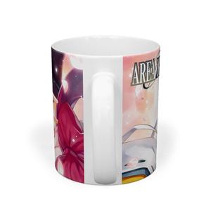 東方スカイアリーナ特製イラストマグカップ「レミリア&布都」