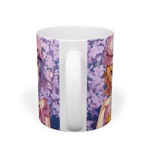東方スカイアリーナ特製イラストマグカップ『レミリア&フランドール』