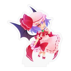 SD「レミリア・スカーレット」アクリルフィギュア