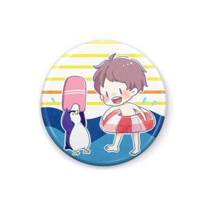 【缶バッジ】pool